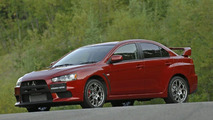 Mitsubishi Lancer Evolution X To Debut at AIMS