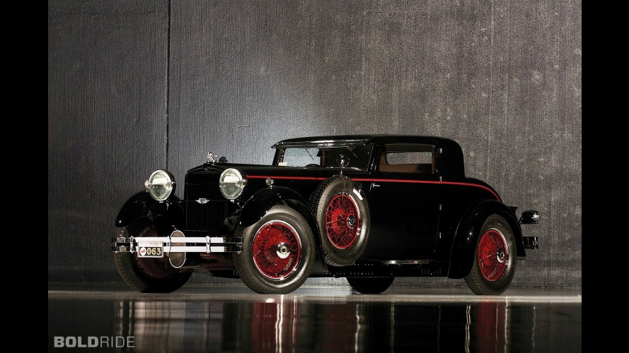 Stutz Model M Supercharged Coupe