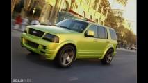 Ford Urban Explorer Concept