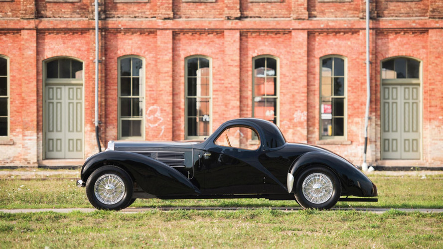VIDÉO - La Bugatti 57, star des Alsaciennes à Mulhouse