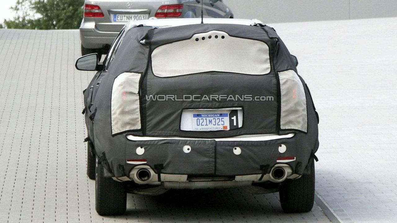Cadillac BRX Spy Photo