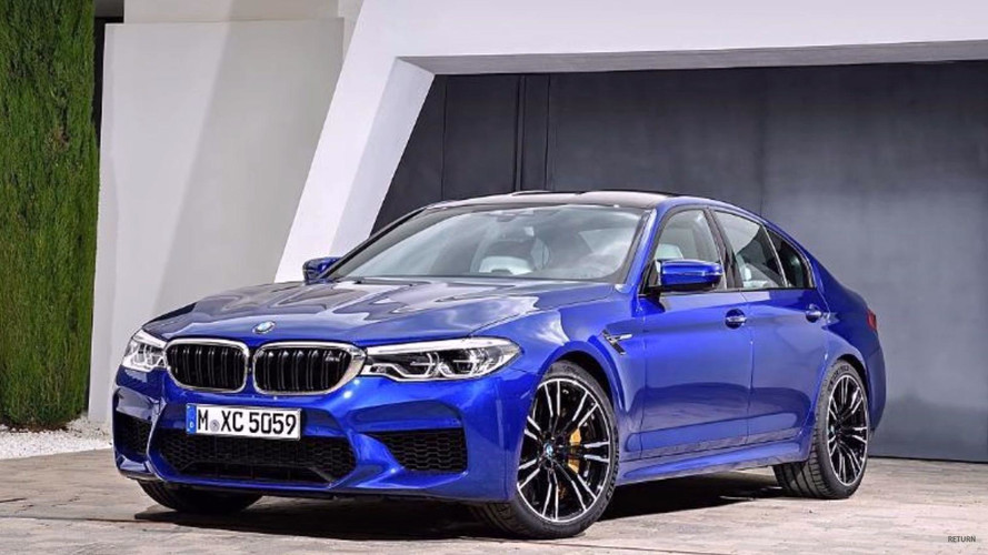2018 BMW M5 - Don't Wait Until Tomorrow To See It