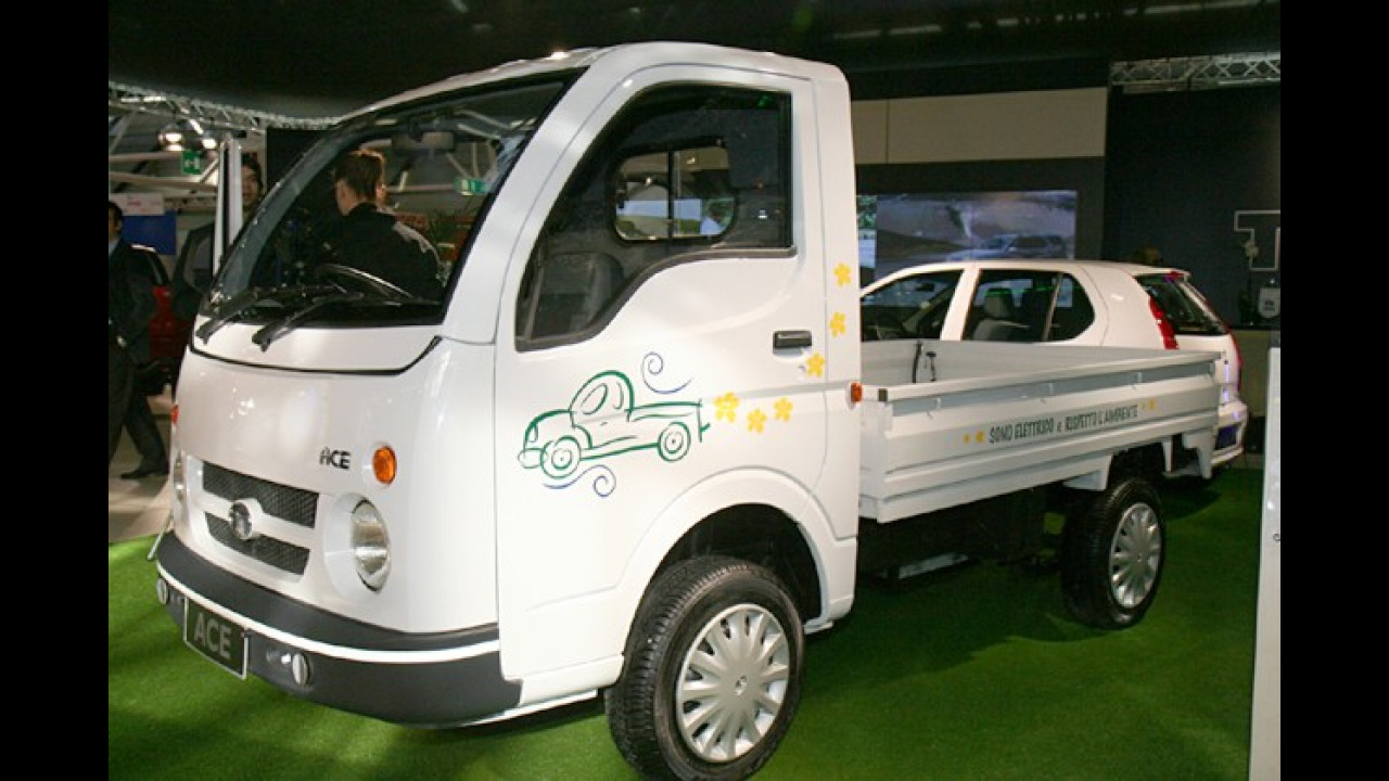 Tata Electric ACE