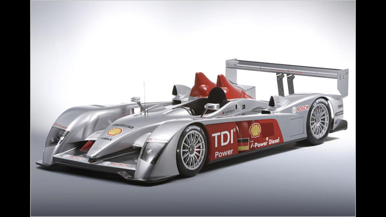 Ölbrenner für Le Mans