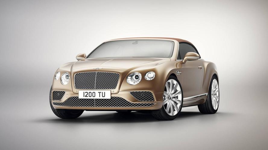 Bentley Continental GT Timeless Series tanıtıldı
