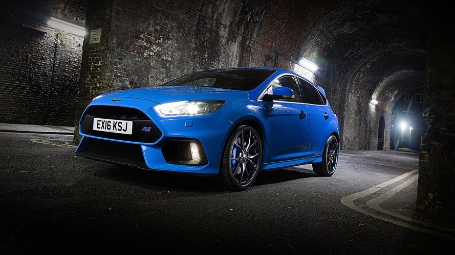 Everything You Need To Know About The Ford Focus RS
