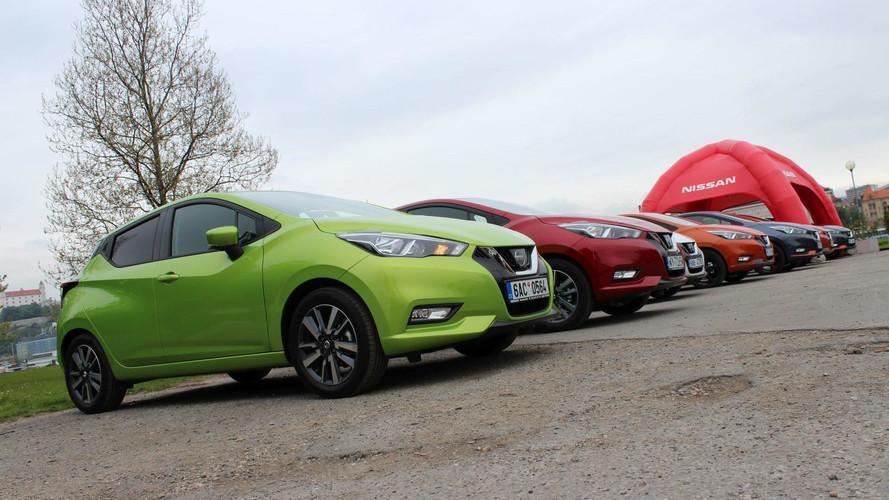 Nissan Micra Menetpróba