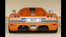 Superflunder Koenigsegg CCR