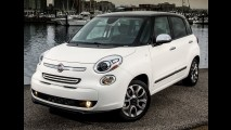 Fiat convoca 20 mil 500L para recall na América do Norte por falha no câmbio