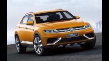 Segredo: informes do novo Tiguan e os próximos SUVs da Volkswagen