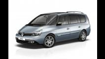 Renault divulga primeiras imagens da linha 2013 da minivan Espace