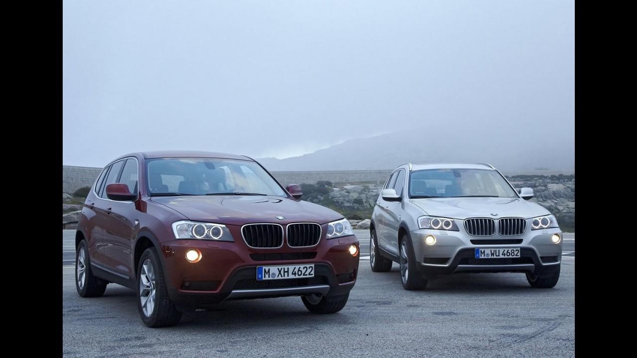 BMW garante liderança global entre marcas Premium no 1º quadrimestre