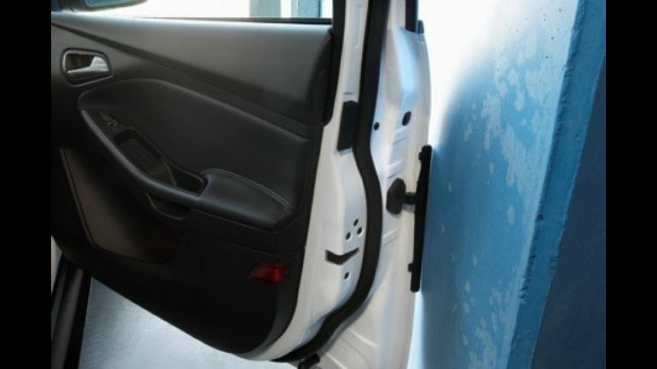 Nova tecnologia: Ford desenvolve protetor de portas