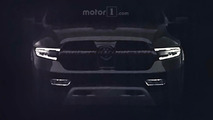 Next-gen Ram 1500 spotted in leaked dealer presentation