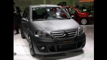 Salão do Automóvel: Citroën C3 Noir Edition tem pintura fosca faróis com LED