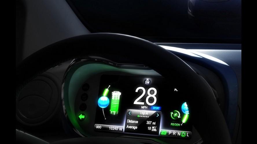 Elétrico: Chevrolet Spark EV será lançado no Salão de Los Angeles