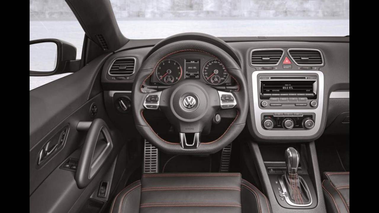 """Volkswagen Scirocco ganha edição especial """"milionária"""""""