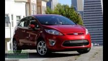 GM e Ford crescem nos EUA em abril com vendas de carros menores