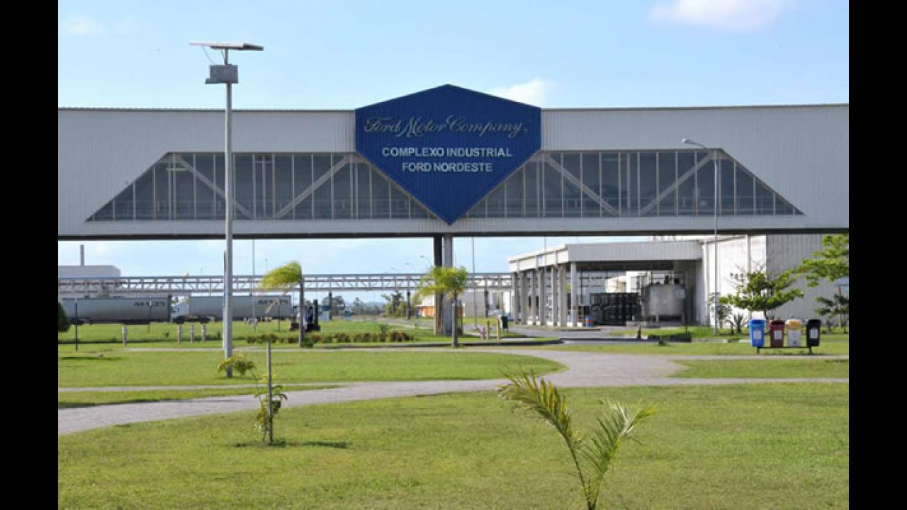 Engenharia brasileira ganha destaque mundial com Ford Ka Concept