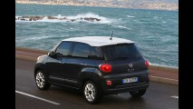 Fiat confirma dois novos motores para minivan 500L no mercado europeu