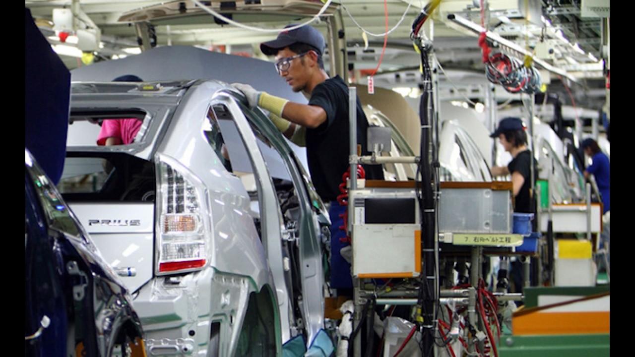 China lidera vendas de veículos até agosto; Brasil ultrapassa a Alemanha