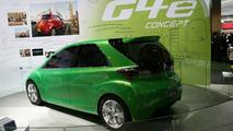 Subaru G4e Concept