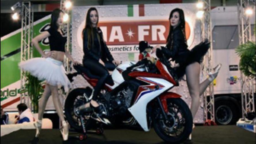 Motodays 2015, il meglio delle due ruote sotto i riflettori della Fiera di Roma