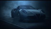 Alfa Romeo C4 Spider, i dettagli