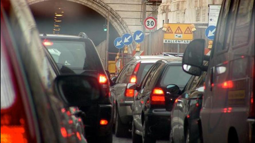 Blocco del traffico, 4 giorni di stop anche a Napoli