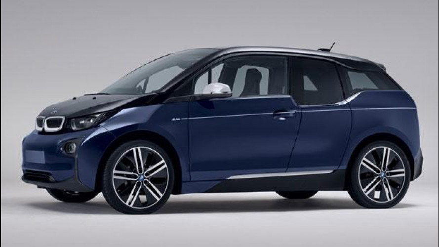 BMW i3, super-esclusiva con i gadget da viaggio Mr Porter
