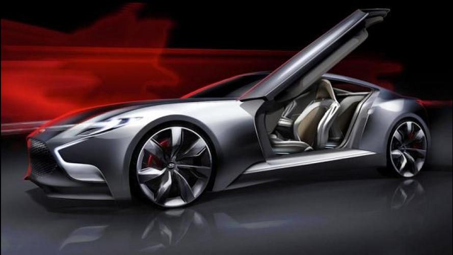 Hyundai HND-9, la futura Genesis Coupé sarà