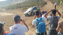 Rally di Sardegna, WRC 2015