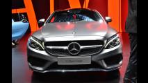 Mercedes al Salone di Francoforte 2015