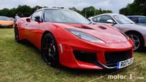 Lotus Evora at 2017 Goodwood Festival of Speed