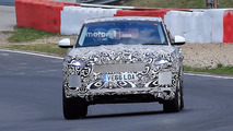 Jaguar E-Pace photos espion intérieur