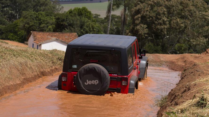 Jeep Camp 2017, en Alemania, los días 24 y 25 de junio