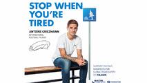 Antoine Griezmann, futbolista del Atlético de Madrid e internacional con Francia