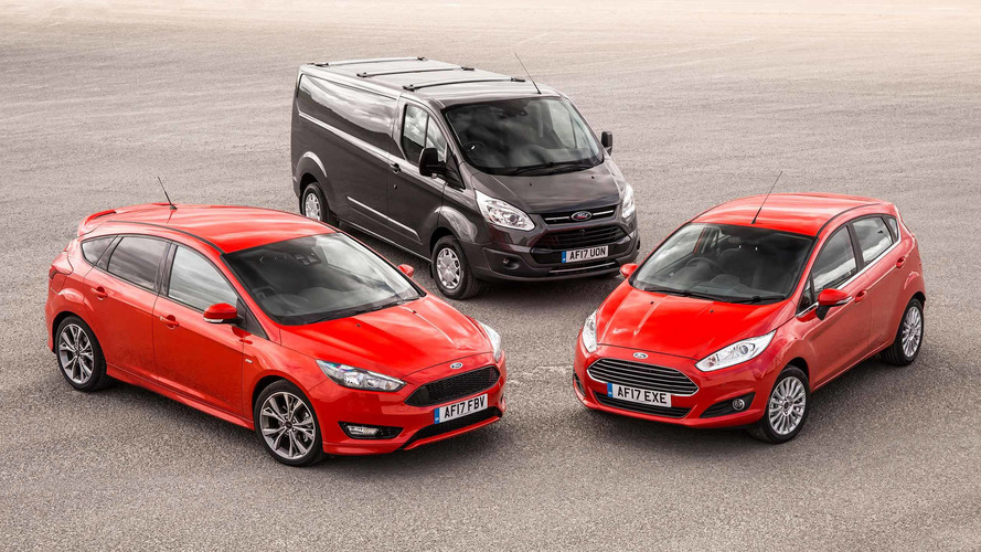 UK April Top 20 Cars: 1 In 5 Is A Ford