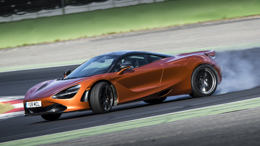 McLaren Could Consider All-Wheel Drive For Future Models