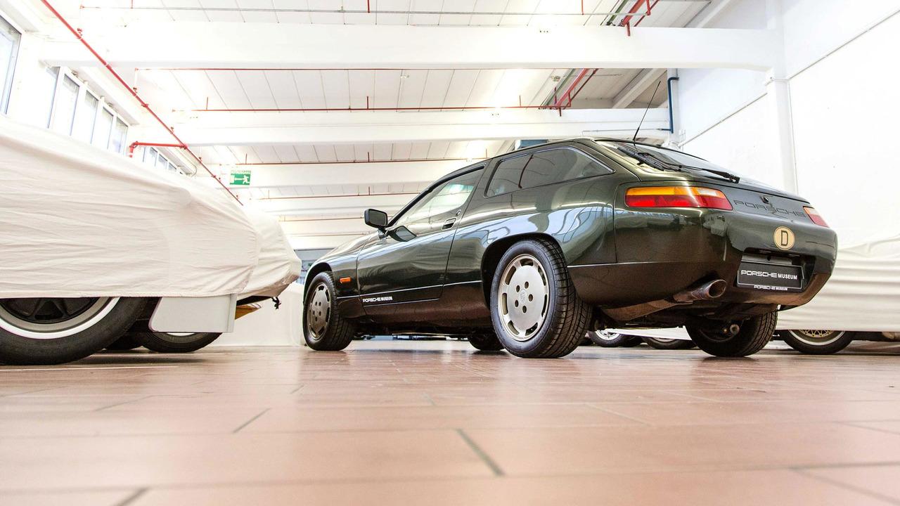 1984 Porsche 928-4 Prototipi