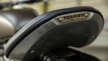 Triumph Bonnevile Bobber 2017