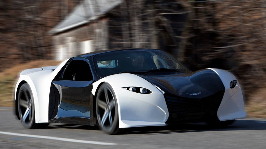 800 Hp Tomahawk Electric Supercar Enters Production In 2018