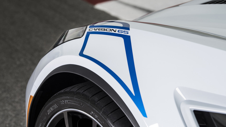2018 Corvette Carbon 65 Edition