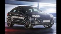 Breite BMW-Gummis