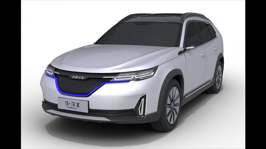NEVS 9-3: So kommt Saab wieder