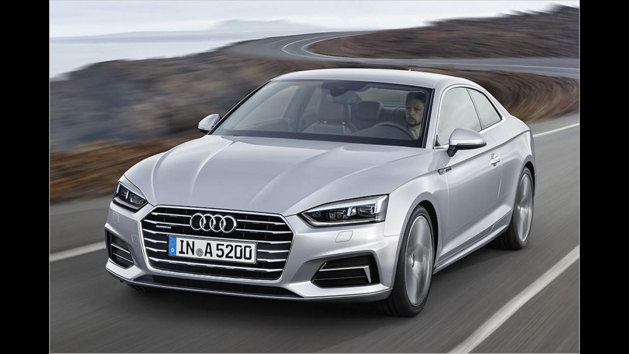 Flop: Audi A5