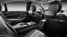 2018 Mercedes-Benz S550
