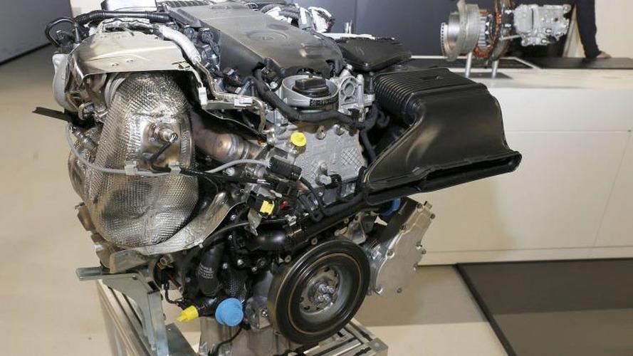 Mercedes'in yeni motoru AMG dokunuşuyla 435 bg güç sağlayabilir