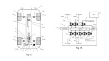 Land Rover Tire Inflation Patent