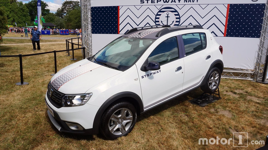 Dacia va produire 150 Sandero Stepway Navy